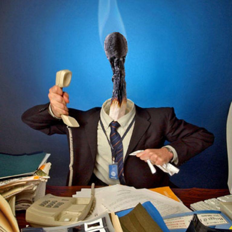 ¿Qué es el burnout laboral?