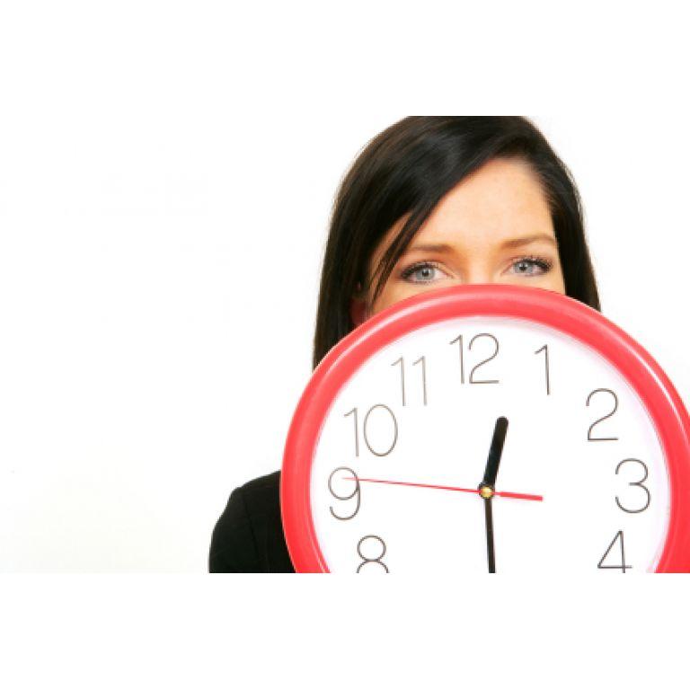 La importancia de la puntualidad en los negocios