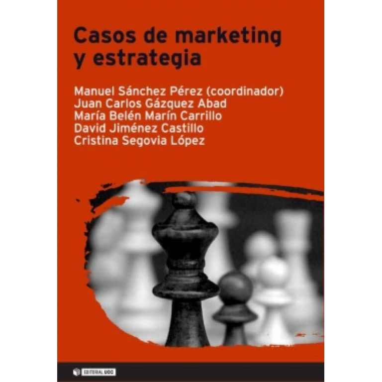 Casos de marketing y estrategia