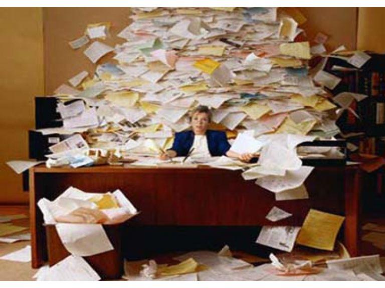 Los errores más frecuentes en gestión documental.