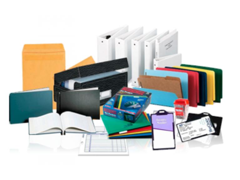 La gestión de compra de material de oficina en la empresa