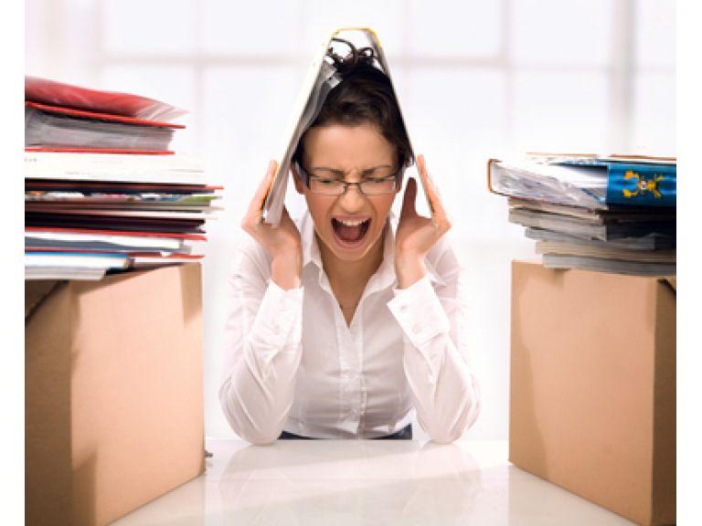 ¿Estás quemado en el trabajo? 10 señales que te lo demuestran