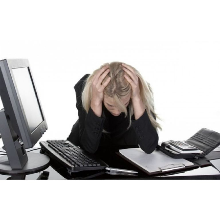 Cinco consejos para sobrevivir  a los imprevistos que provocan tensión en el trabajo.