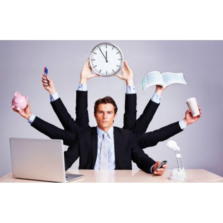 Tiempo, lo más valioso para el emprendedor