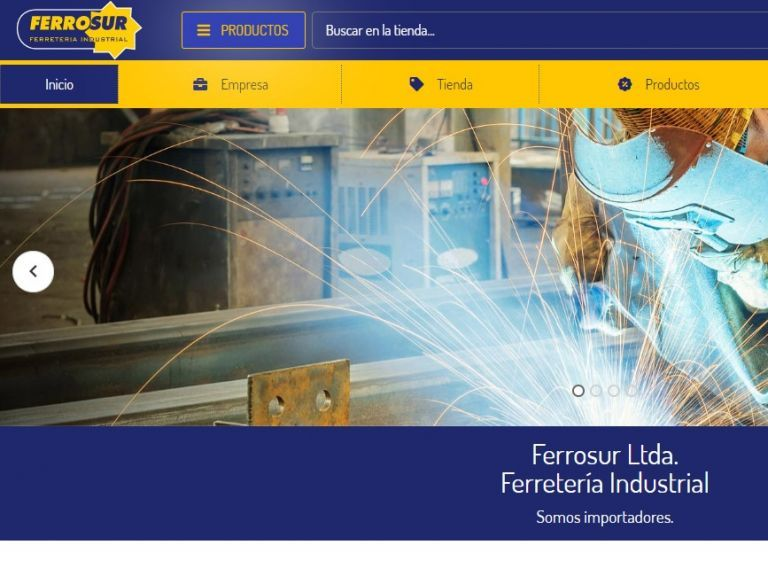 Ferretería Industrial Ferrosur - Ferrosur